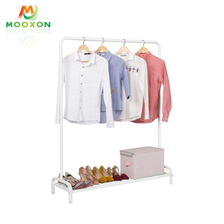 High Quality Multipurpose Balcony Or Living Room Storage Stand Clothes Dry Rack