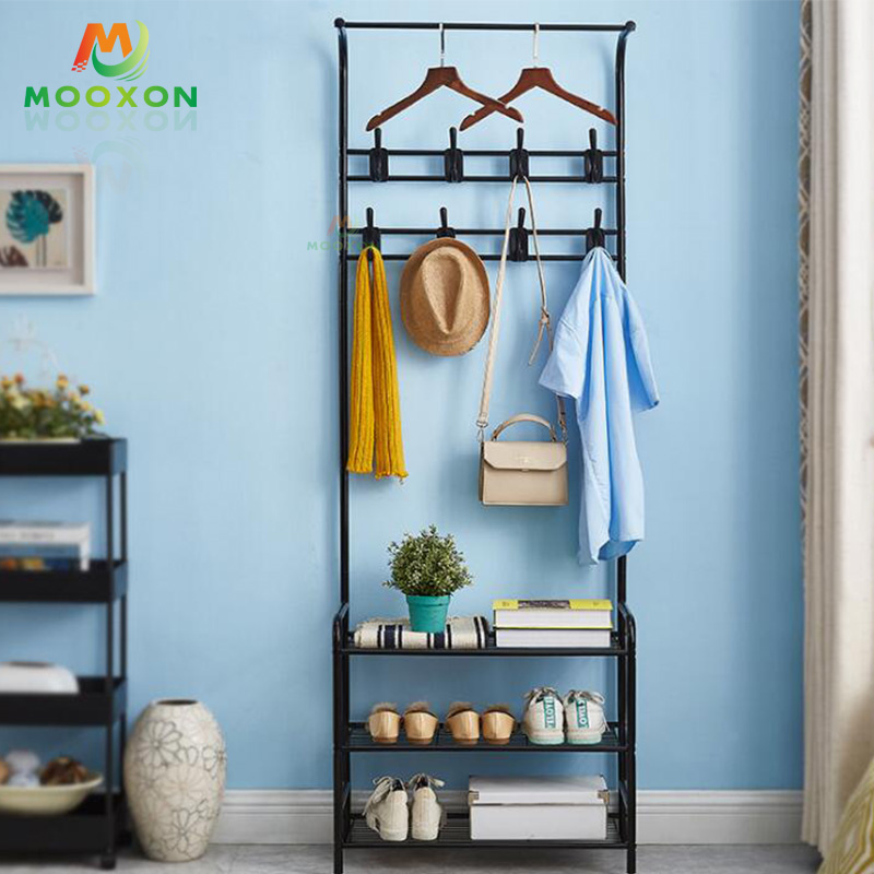 New Design Home Indoor Clothes Coat Rack Organizer Hanging Clothes Rack