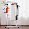 Household Living Room Rolling Type Multifunctional Drying Clothes Rack Storage Rack