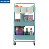 High-Quality Indoor Home Kitchen Storage Rack Multifunction In Hand Cart Trolley